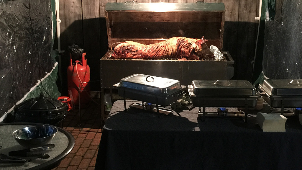 New Hog Roast